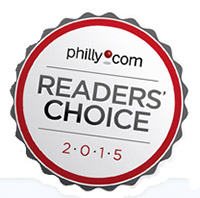 2015 Philly.com Readers Choice award Best Tech / Web / Design Service!